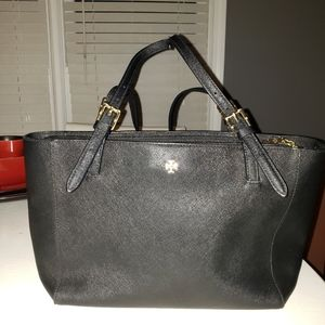 Tory Burch Tote Bag (Black)
